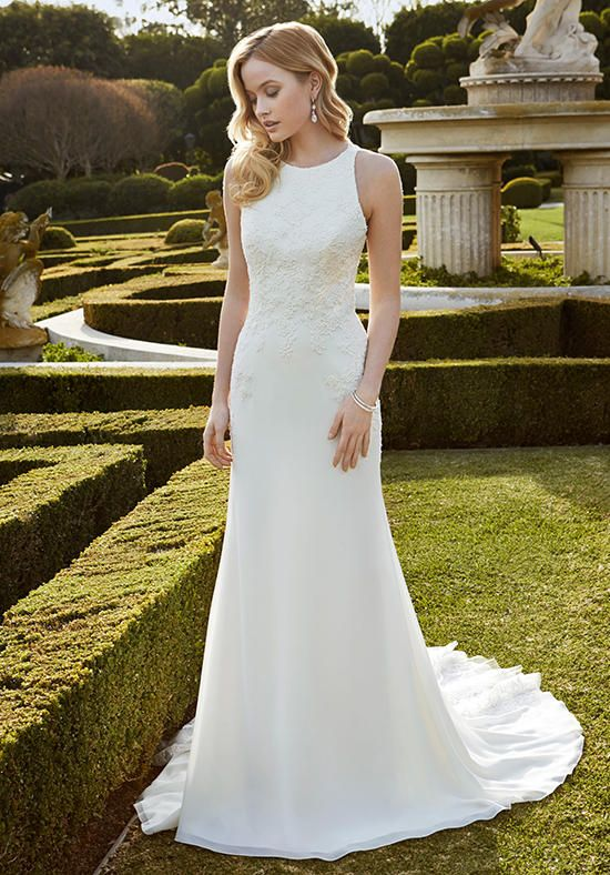 Blue by Enzoani Ingwiller Wedding Dress -