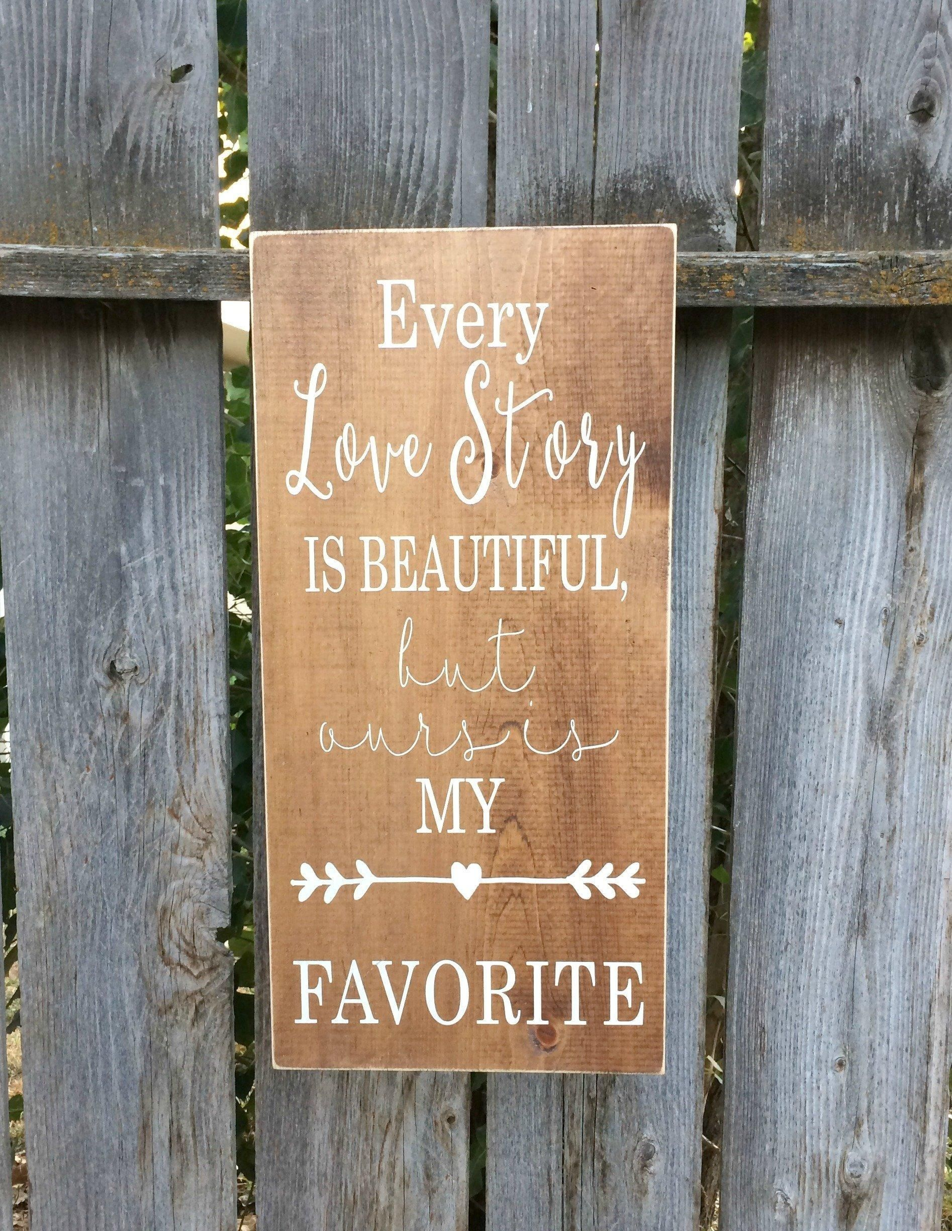 Wooden Home Signs Decor Home Improvement Through The Use Of Simple Advice ** More Details