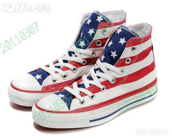 170c69f143bd American Flag Shoes