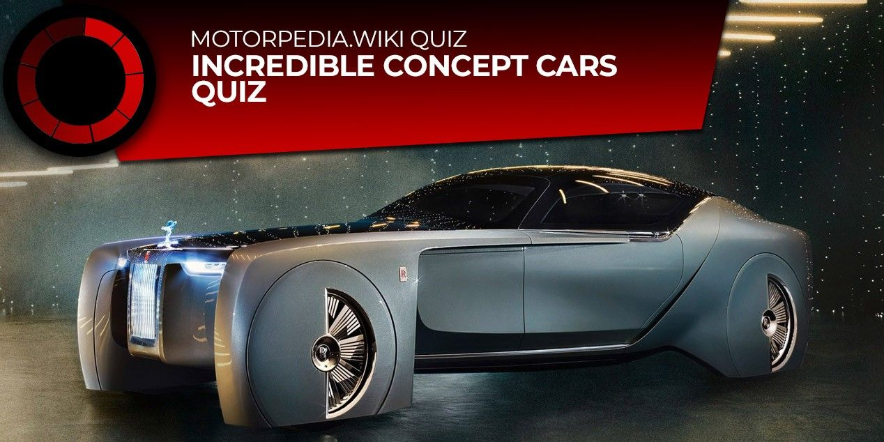 The Intriguing Concept Car Quiz Uk Car Auction Search Search