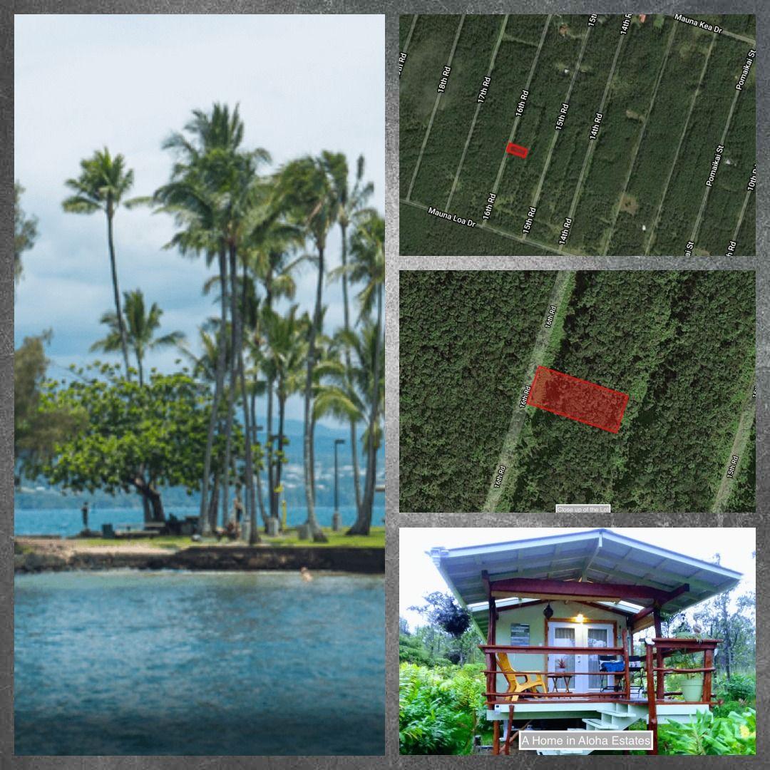 Big Island Hawaii Private Lot Big Island Hawaii Fee Simple Big Island