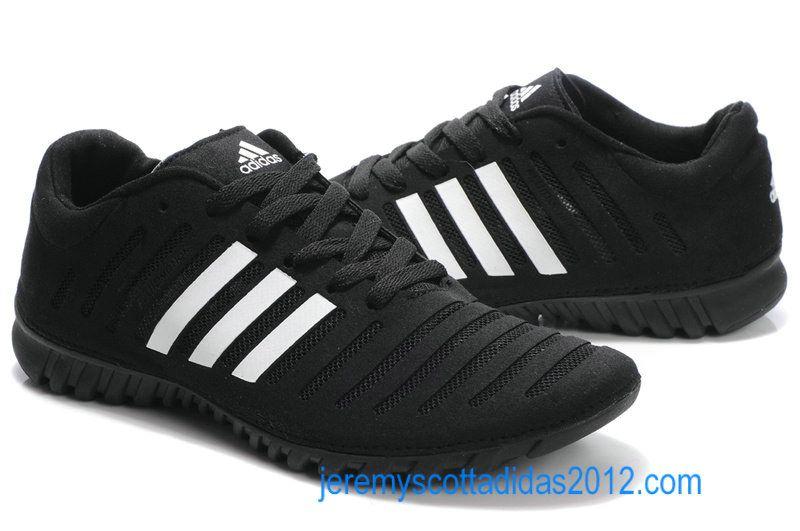 9870b8cfaf8 Adidas NBA Courtside II Fluid Motion Training Shoes Black White G17899