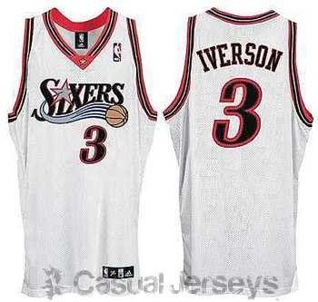 low priced 0ec88 a87b6 Camiseta retro de Allen Iverson, Philadelphia 76ers ...