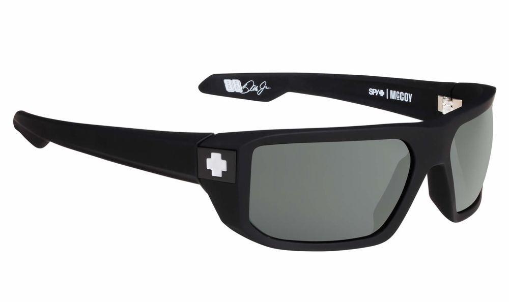 131df78a2f6724 Spy Optics McCoy Sunglasses - Matte Black - New - Retails  100 -  SpyOptics