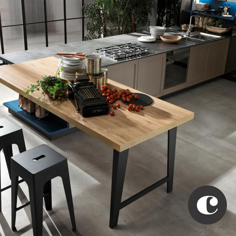 sedie cucina urban style