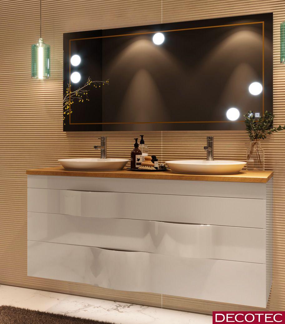 Meuble de salle de bain Illusion  Meuble de salle de bain, Meuble
