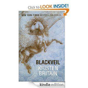Blackveil (Green Rider 4)  Kristen Britain