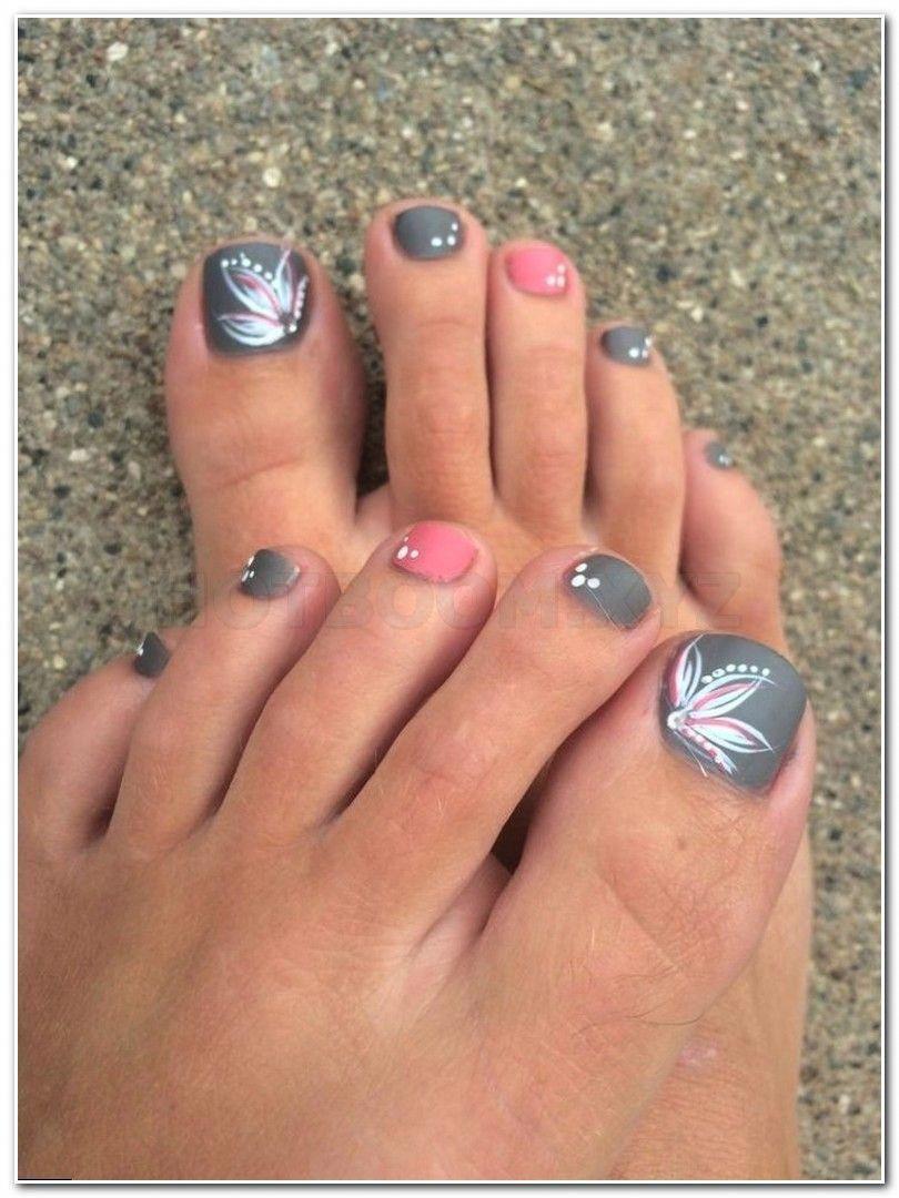 Nail Designs Colored Tips What S Pedicure Asia Nagel Beautiful Natural Nails Wedding Style Nails Nail Salon Pink Toe Nails Cute Toe Nails Summer Toe Nails