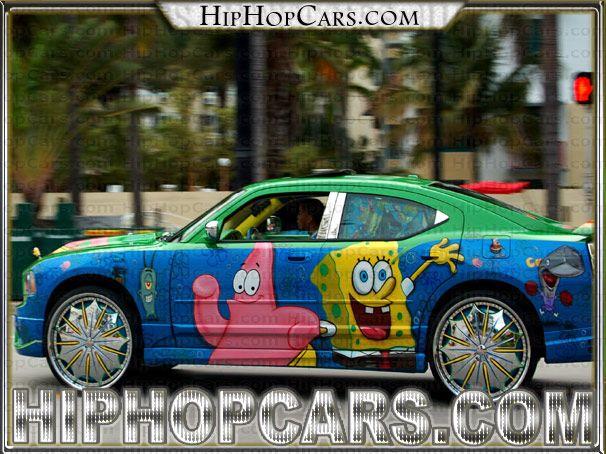 old school pimped out toyota pick up trucks | Sponge Bob ...
