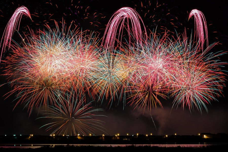 Fireworks by Max Cat on 500px