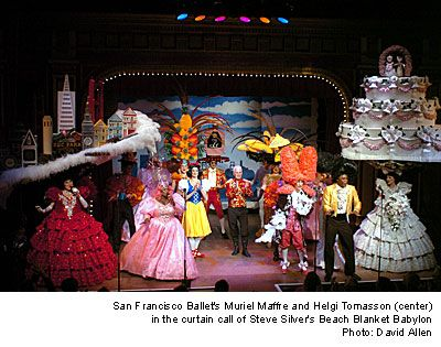 Beach Blanket Babylon Want To Go See This Show
