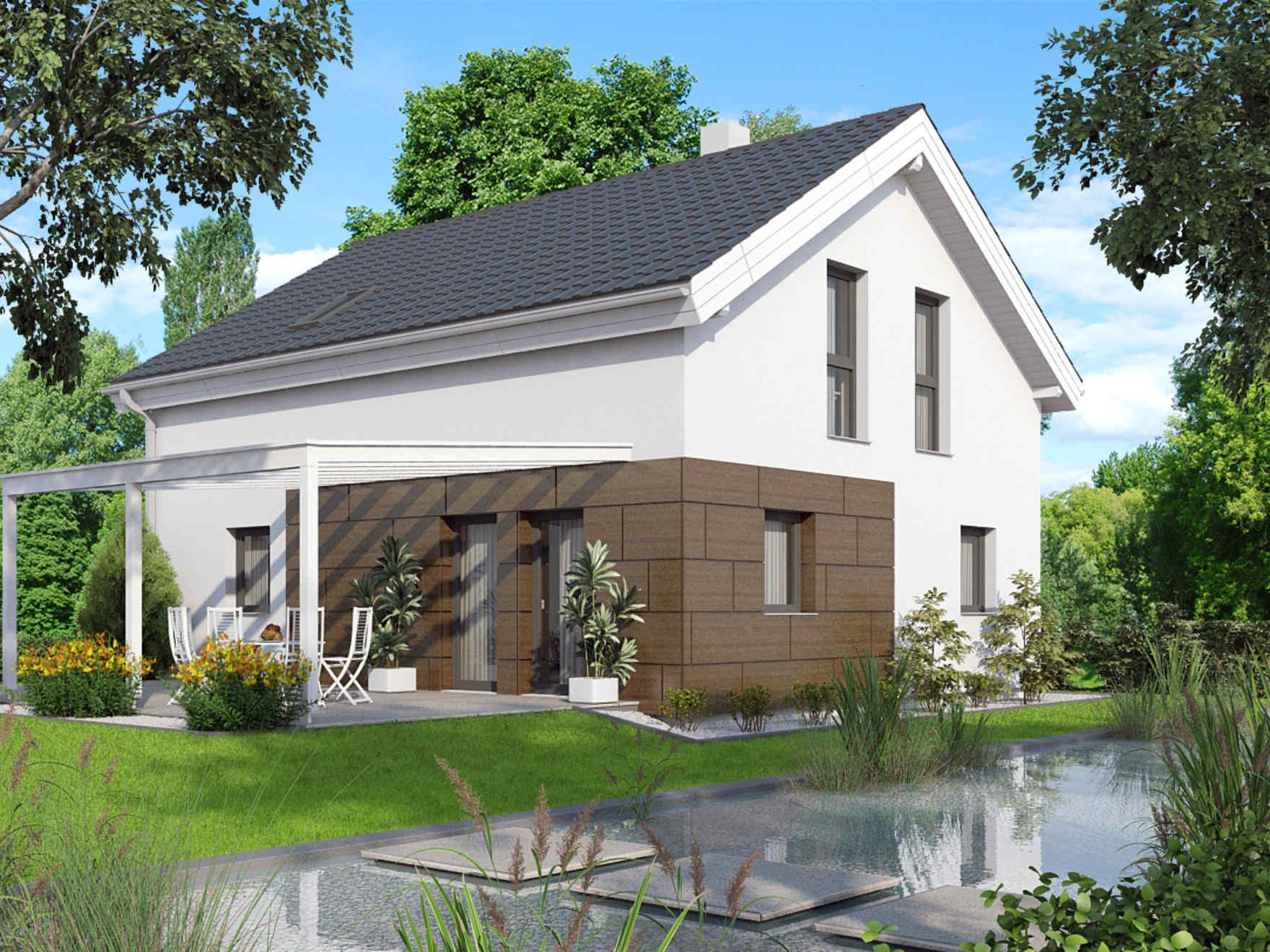 vario haus family iii gibtdemlebeneinzuhause einfamilienhaus fertighaus fertigteilhaus. Black Bedroom Furniture Sets. Home Design Ideas
