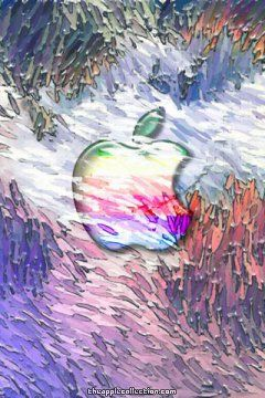 Apple iPhone Art Style Wallpaper. Download this free background for your iPhone or iPod. 320x480 pixels.,  Apple Art -  Arts - Arts -  art, apple, wallpaper, desktop picture, iphone, ipod, apple, mac, os x, 320x480,