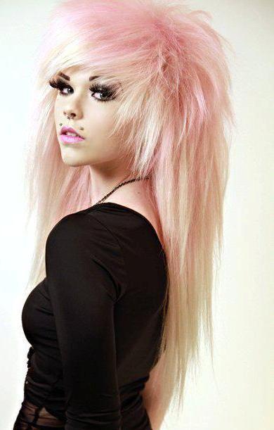 Stupendous 1000 Images About Hair On Pinterest Scene Hair Medium Short Short Hairstyles Gunalazisus