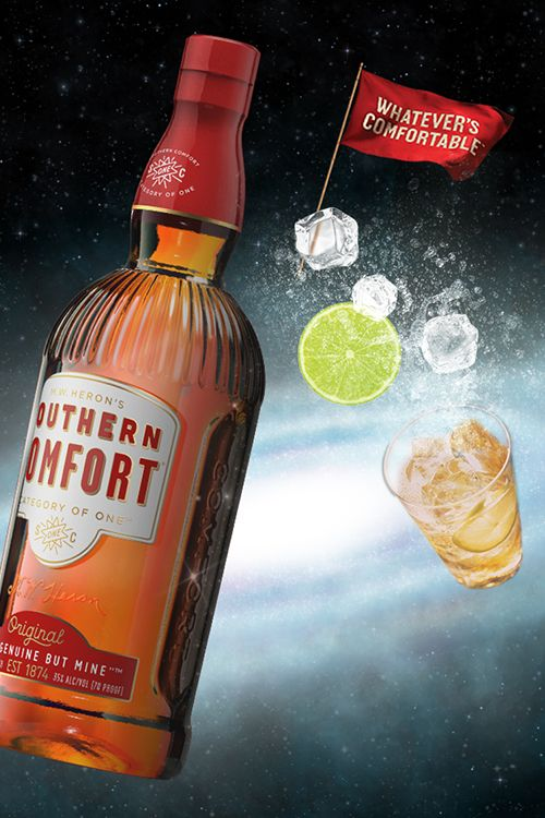 Southern Comfort Supports The Exploration Of Space Because We