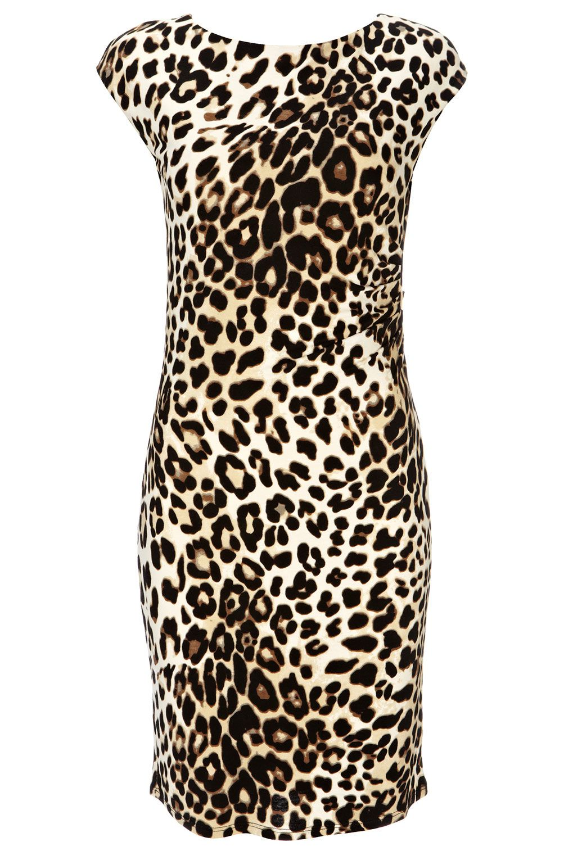 Leopard print dress.wallis | DATE NIGHT™ | Pinterest