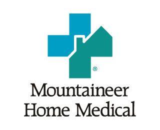Mountaineer Home Medical Logo Design
