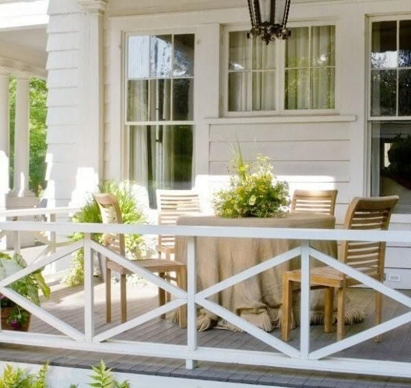 Small Pergola Kit Australia: 7 Creative Deck Railing Ideas To Inspire Your Home (With