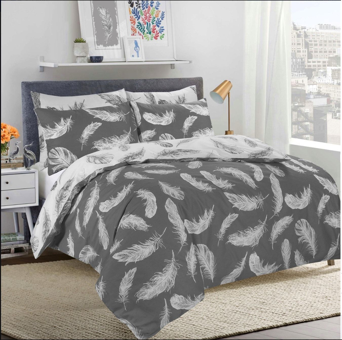 Feather Duvet Set Duvet Sets Bed Design Luxury Bedding Sets