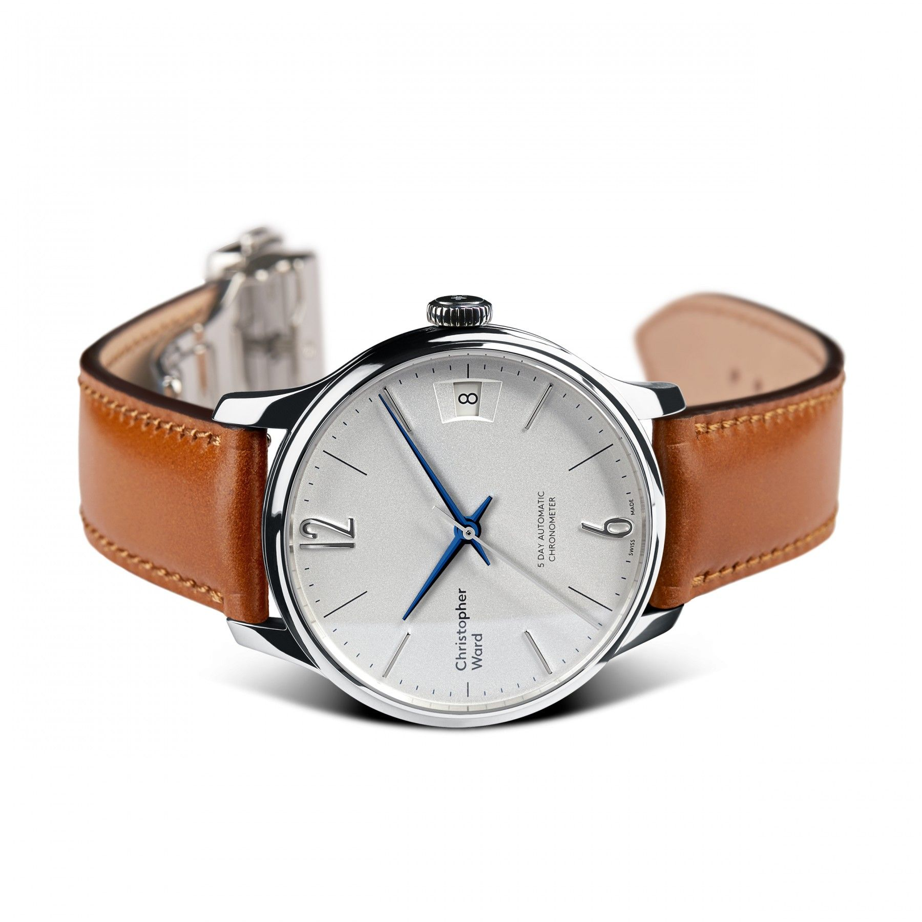 C grand malvern day automatic by christopher ward reloj