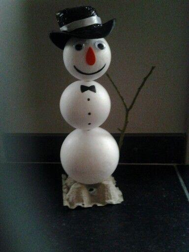 Mr. freezy! #kerst