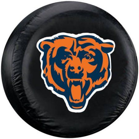 new style 00e1c d0da1 NFL Chicago Bears Tire Cover, Multicolor   Products   Spare ...