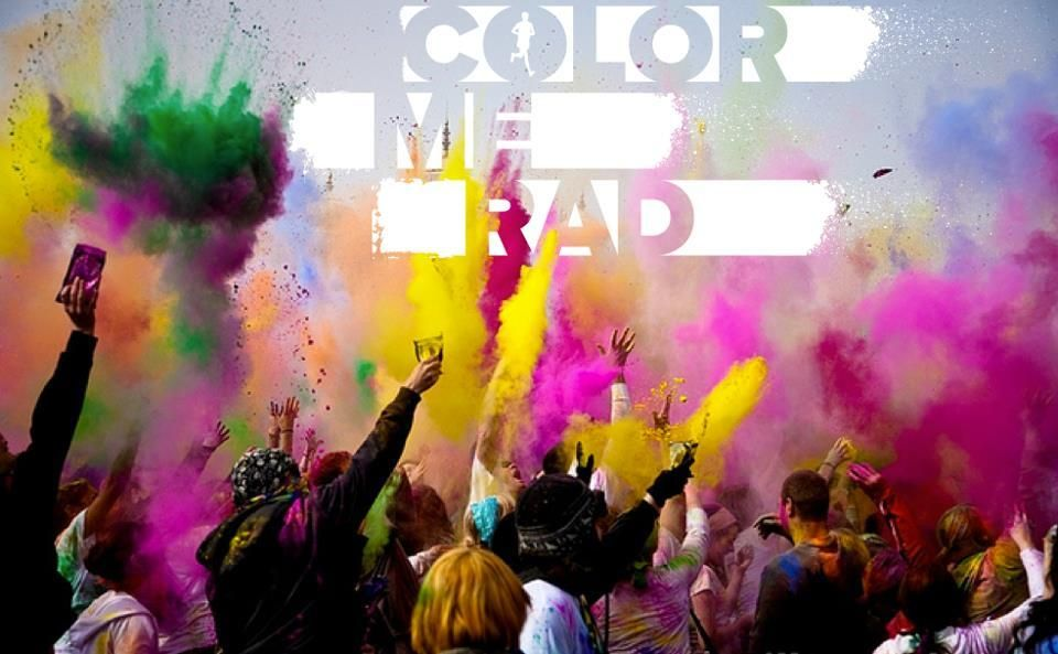 Rozina Ahmad fundraising for COLOR ME RAD 5k 2013 CALGARY: Help me raise money for the Alberta Cancer Foundation