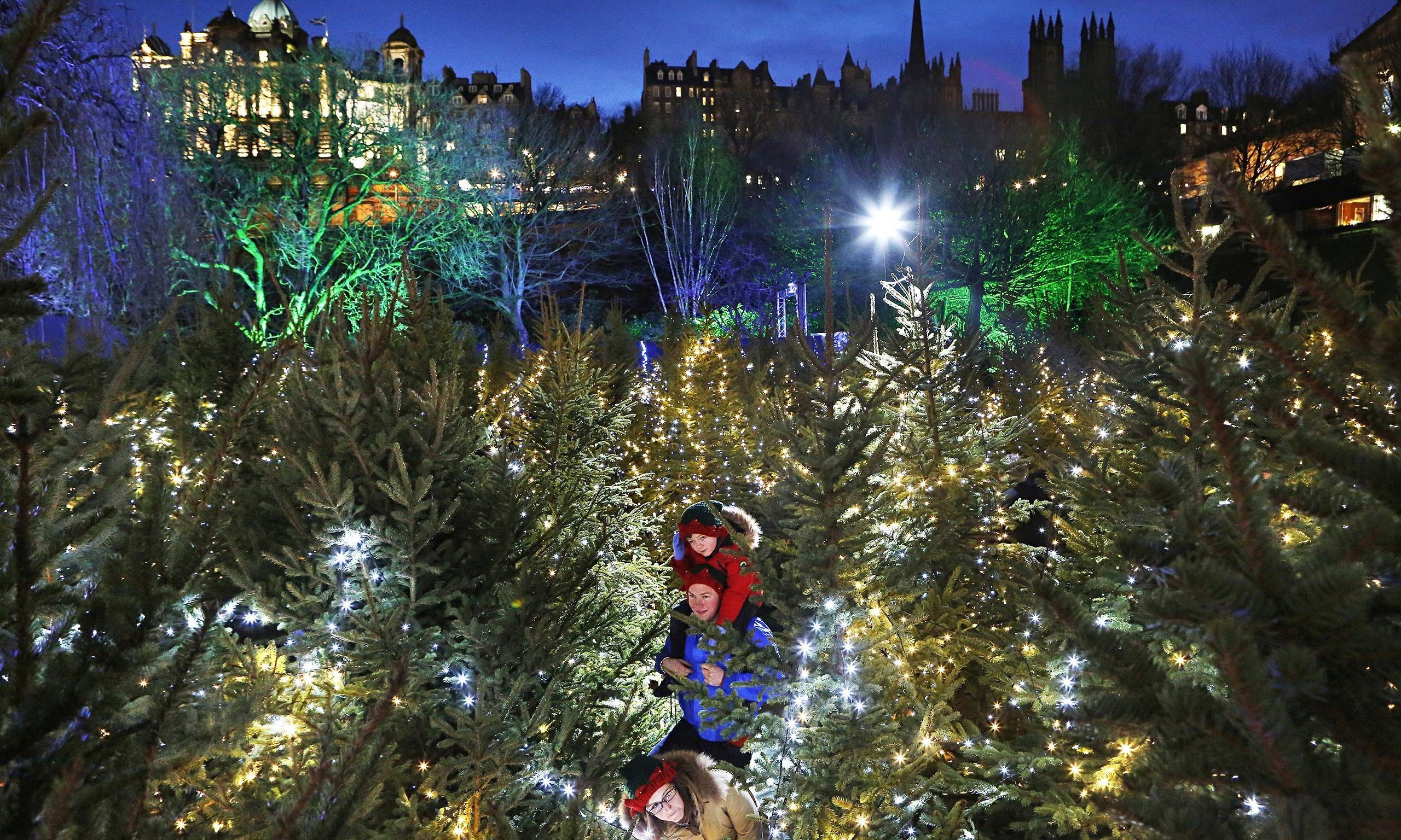 Eyewitness Edinburgh Edinburgh Christmas Market Edinburgh Christmas Edinburgh