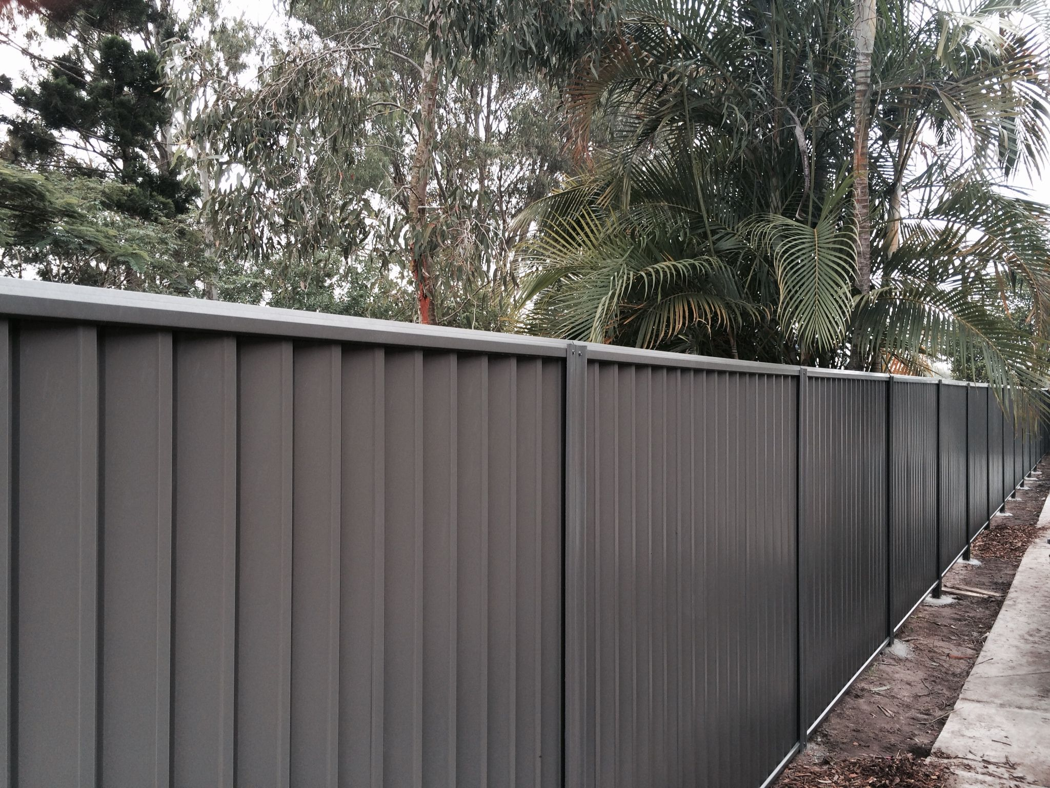 Colorbond sheets brisbane - View Our Range Of Colorbond Fencing Options With The Ability To Complement Any Living Style Colorbond Has The Added Advantage Of Begin Termite And Wood