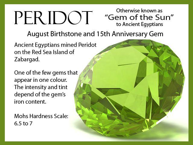 august birthstone peridot gems from around the world