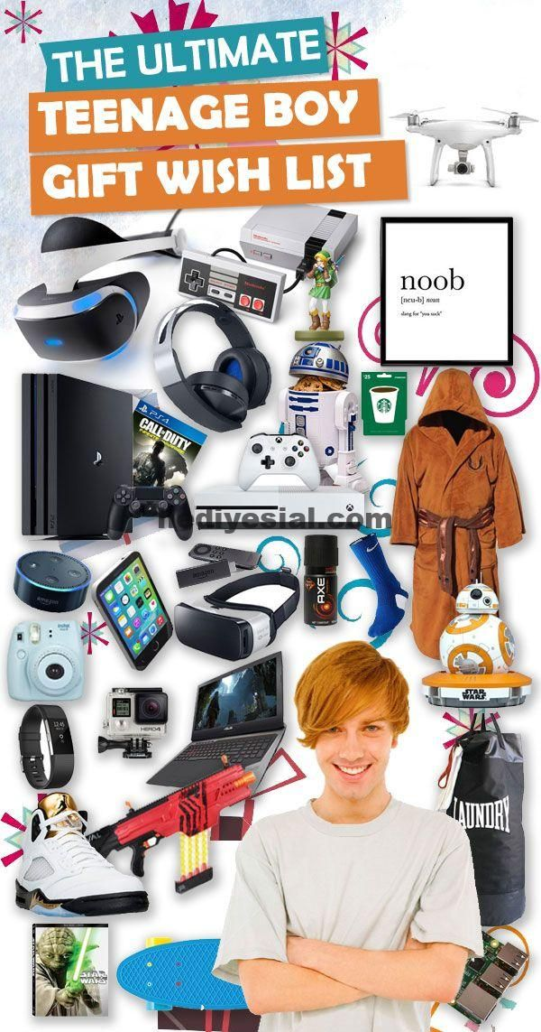 Coole Geschenke für Teenager & Jugendliche