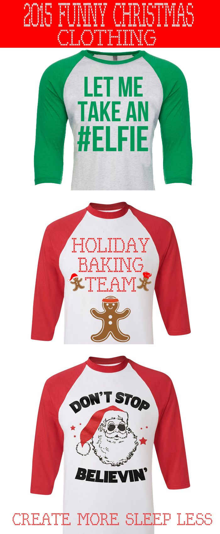 Christmas Shirts To Make You Laugh By: www.etsy.com/shop ...