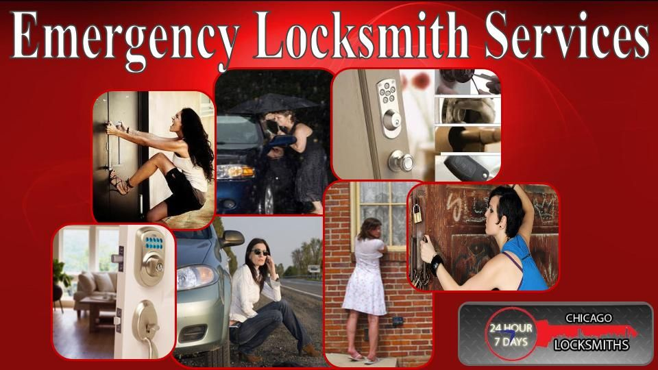 At Chicago Locksmiths, they are fully equipped and ready
