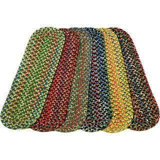 Best Katie Reversible Braided Stair Treads By Rhody Rug Set Of 400 x 300