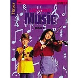 Lets Learn Music-Book 3 Upper; no. H-M85R by Hayes School Publishing. $6.54. Expression marks; finding key in sharps and flats; whole and half steps; songs in minor keys; two part harmony.