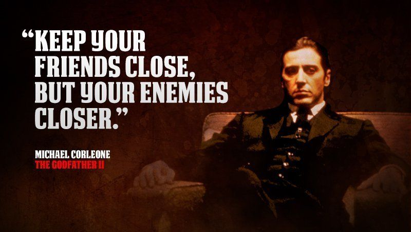 The Godfather Movie Quotes Godfather Movie Dialogue Images Movie Quotes