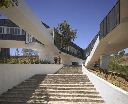 Architecture of the Universidad Adolfo Ibañez Campus / José Cruz Ovalle and Associates