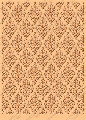 Cuttlebug Embossing Folder Set - Teresa Collins TIMELESS 4pc Set