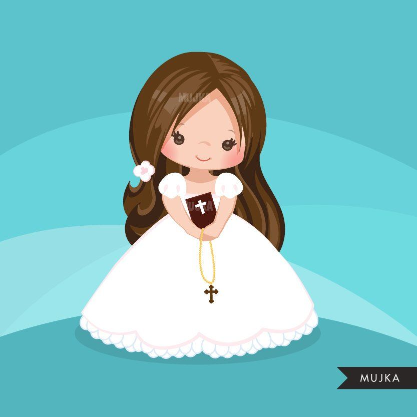 Primera Comunión | Communion, First holy communion, Clip art