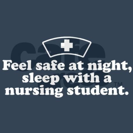 Haha For Now Yes Second Year Probably Wouldn T Be Smart Nursing Students Nurse Rock Life Lessons