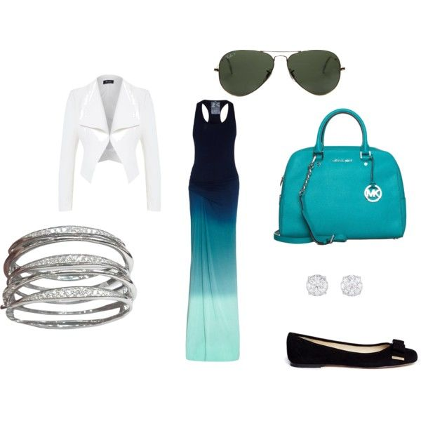 """monochromatic"" by kimberly-willis-1 on Polyvore"