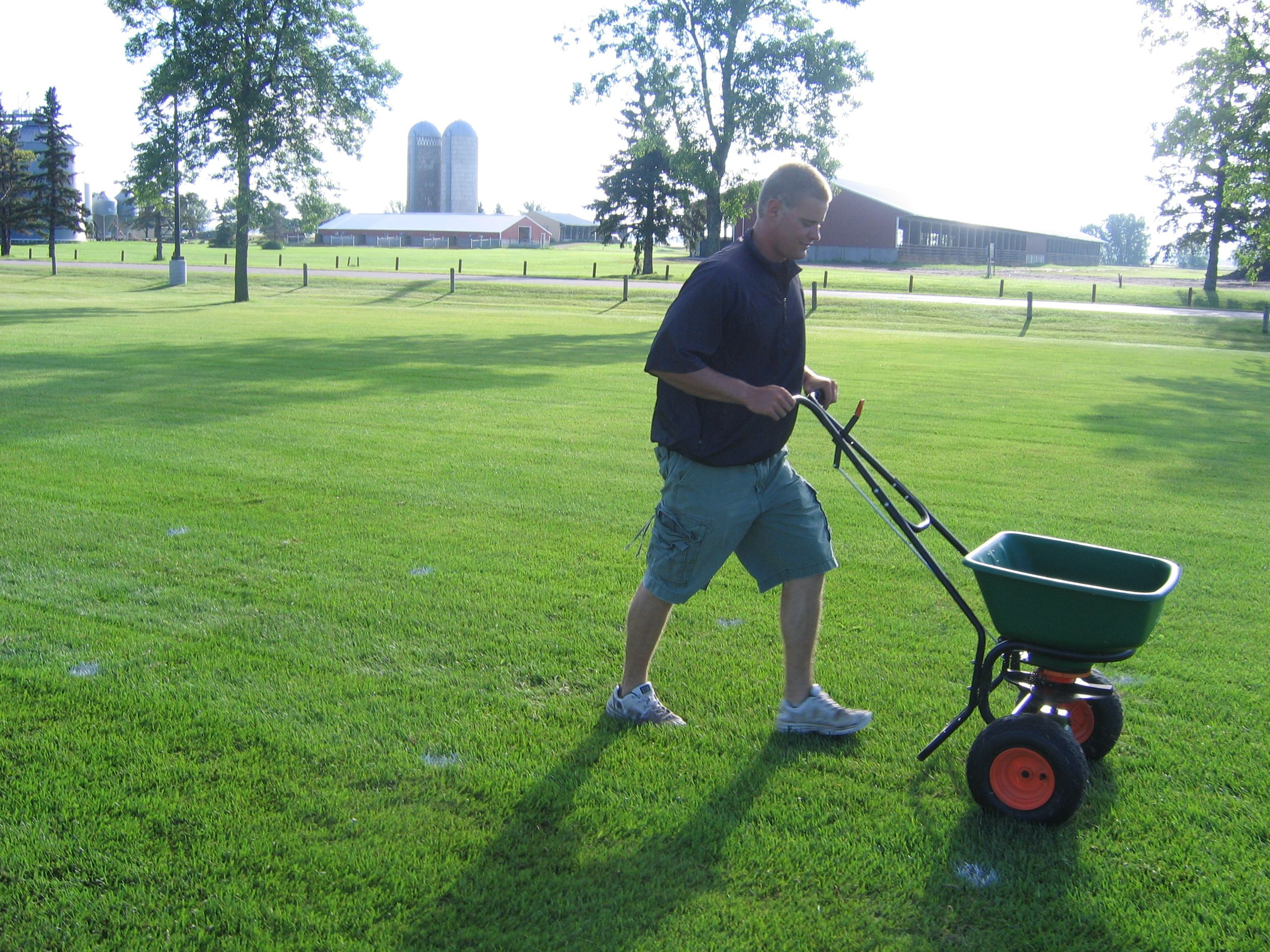 With A Degree In Golf Turf Management From The University Of Minnesota Crookston You Are Ready To Work In The Green In Golf School Golf Courses Golf Academy