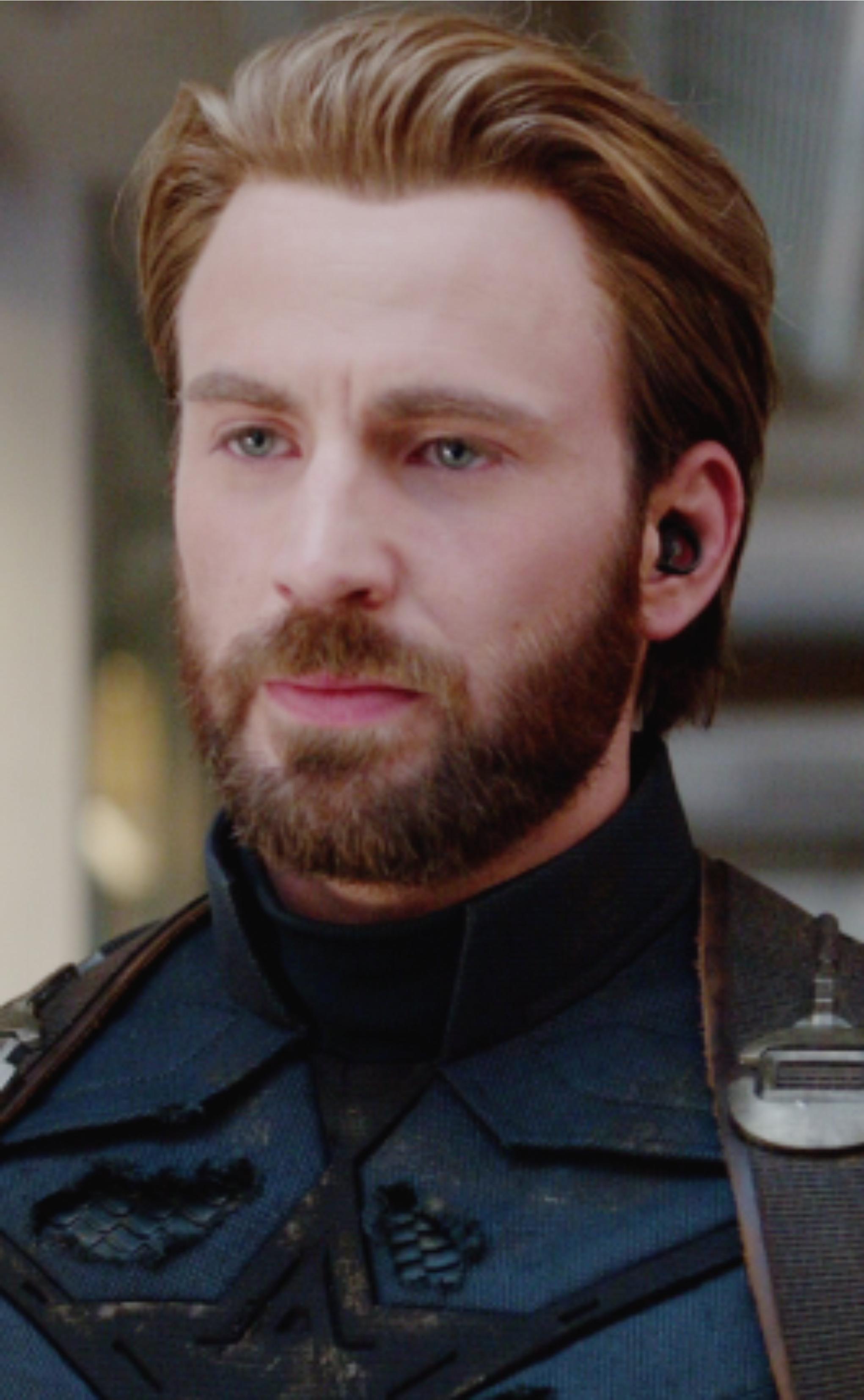 Captain America Hair Infinity War : captain, america, infinity, Captain, America, Infinity, Chris, Evans, America,