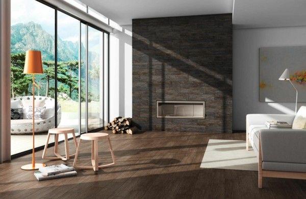Fliesen in Holzoptik - die moderne Alternative Home Pinterest - alternative zu küchenfliesen