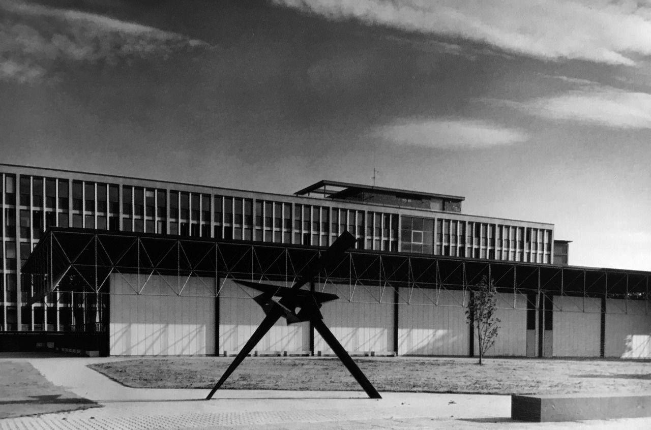 Nachkriegsarchitektur