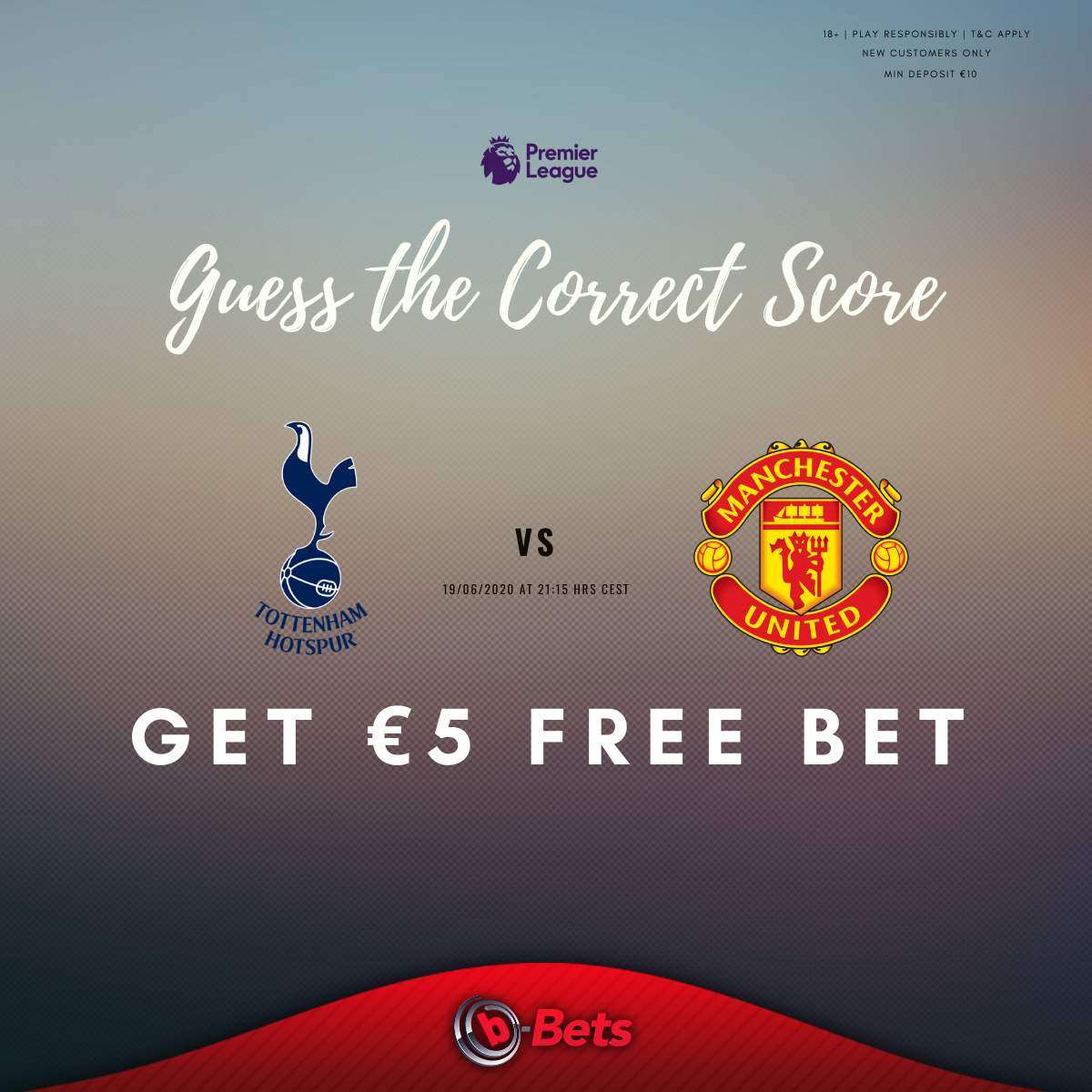 Tottenham Vs Manchester United Premier League Hot Match Spurs B Bets Sports In 2020 Sportsbook Online Casino How To Apply