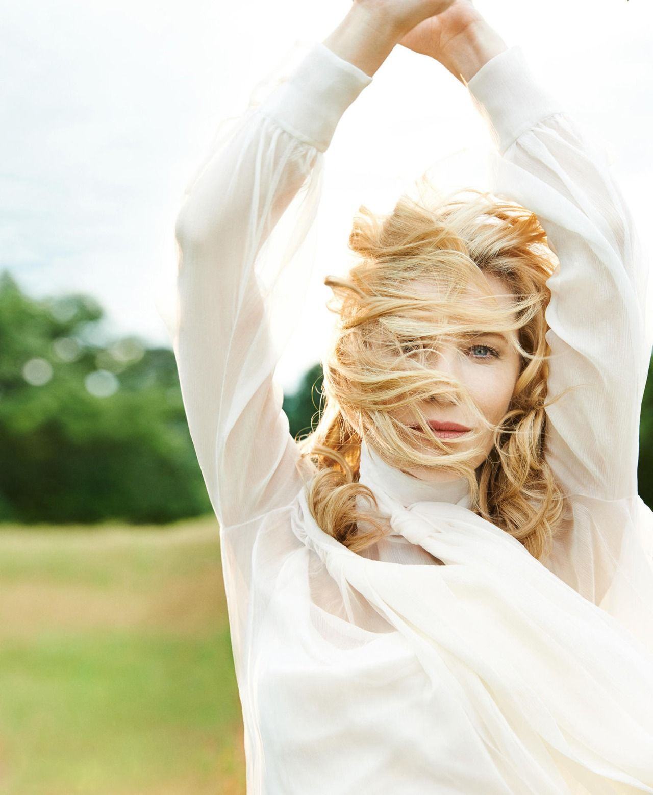 Cate Blanchett / Photographed by Ryan McGinley / For Porter Magazine Winter Escape 2014