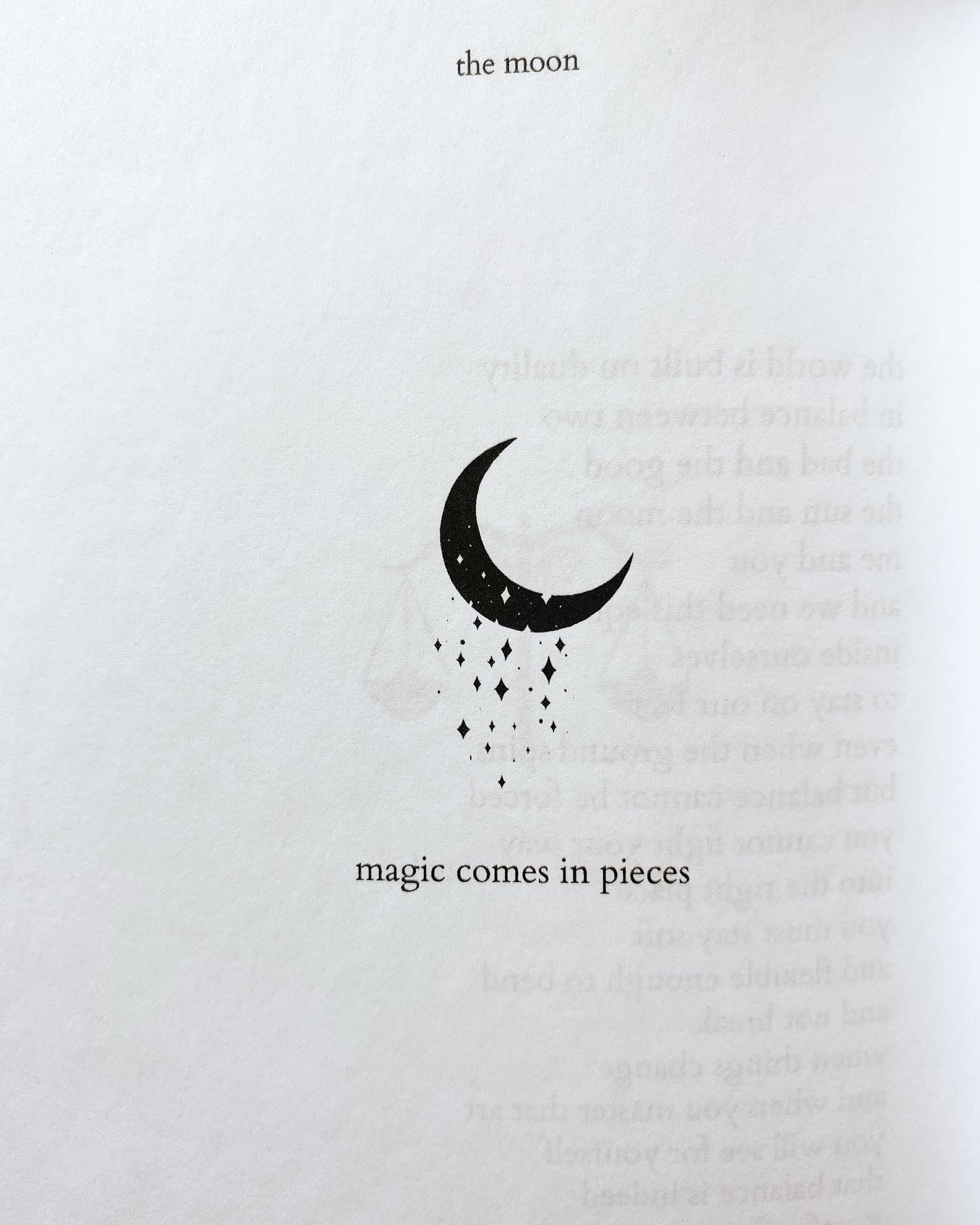 look for magic and you will find it everywhere