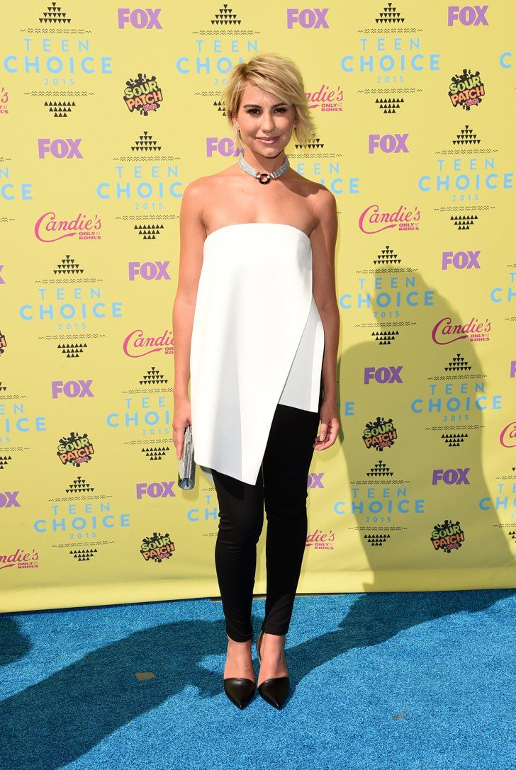 Pin for Later: Seht alle Stars bei den Teen Choice Awards! Chelsea Kane