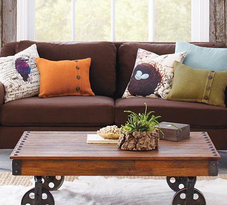 Live It Up With Loft Style World Market Warm Woods